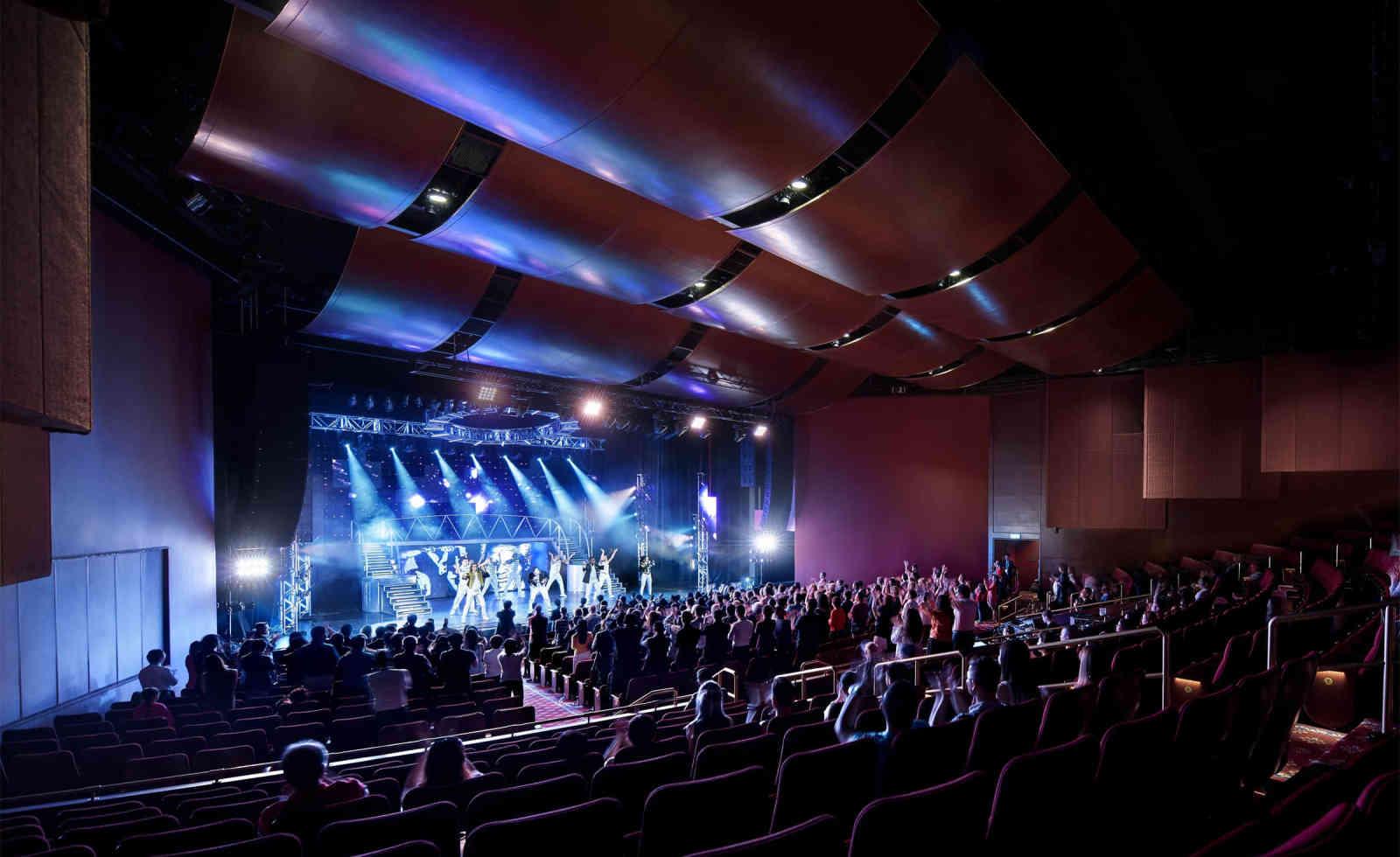 1,200-seat Parisian Theatre